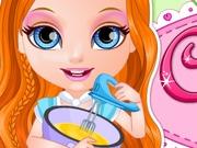 Baby Barbie Cake Shop