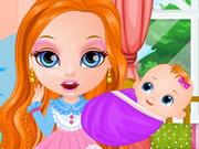 Baby Barbie's Little Sister