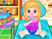 Baby Goes Sick