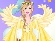 Barbie Angel Bride