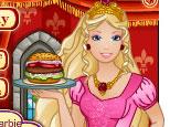 Barbie Burger Restaurant