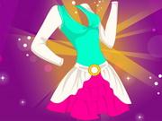 Barbie Colorful Designs