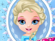 Barbie To Be Frozen Girl