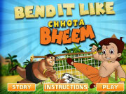 Bend it Like Bheem