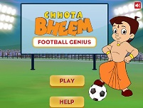 Bheem Football Genius