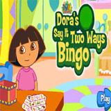 Bingo with Dora