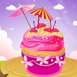 Cute Pink Cupcakes