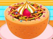 Delicious Fudge Puddles Cake