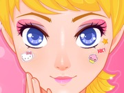 Design Your Hello Kitty Makeup