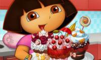Dora Tasty Cupcakes