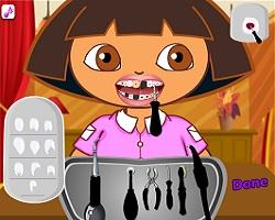Dora Teeth Problem