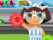 Dora World Cup Dressup