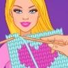 Ellie Scarf Knitting