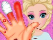 Elsa Hand Emergency