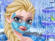 Elsa Makeover Spa