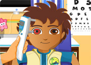 Eye Clinic with Dora And Diego