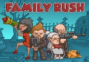 Family Rush Unblocked