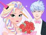 Frozen Wedding Rush