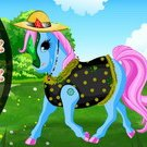 Happy Pony Dress Up