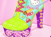 Hello Kitty Shoes Designer