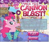 Pinkie Pies Cannon Blast
