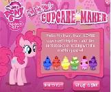 Pinkie Pie's Cupcake Maker
