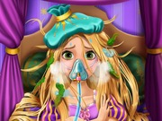 Rapunzel Flu Doctor