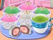 Sweet Rice Cakes